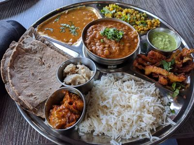 A photo of New India Cuisine
