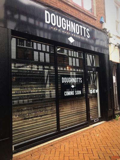 A photo of Doughnotts