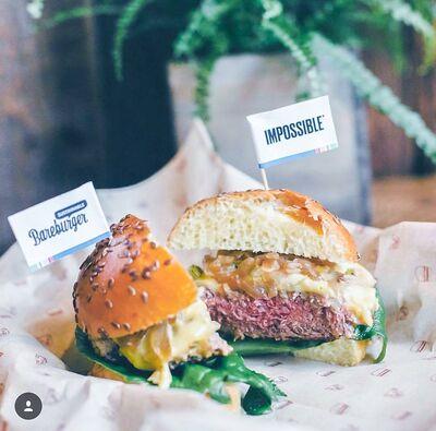 A photo of Bareburger