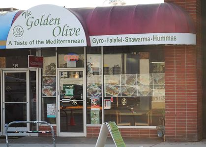 A photo of The Golden Olive
