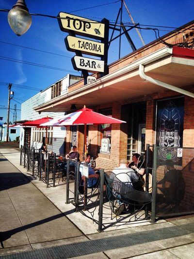 A photo of Top of Tacoma Bar & Café