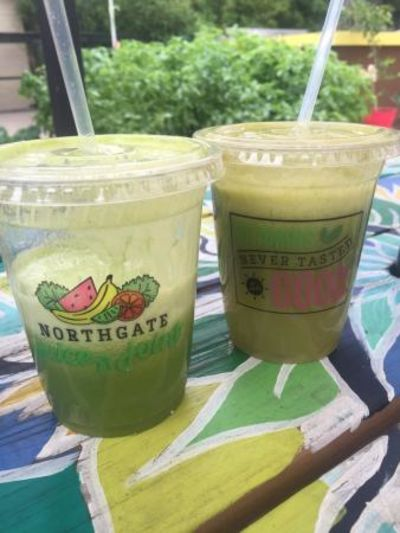 A photo of Northgate Juice Joint