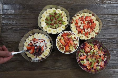 A photo of Vitality Bowls, Berkeley