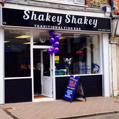 A photo of Shakey Shakey Fish Bar