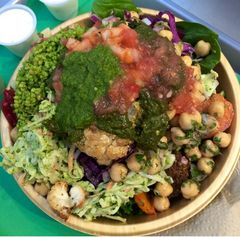 A photo of Maoz Vegetarian