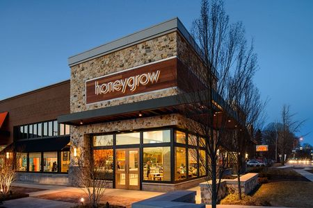 A photo of honeygrow
