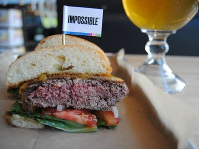 A photo of Hopdoddy Burger Bar