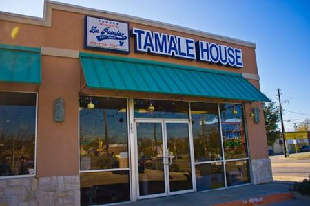 A photo of La Popular Tamale House