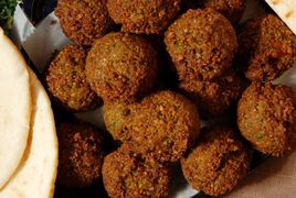 A photo of Mamoun's Falafel