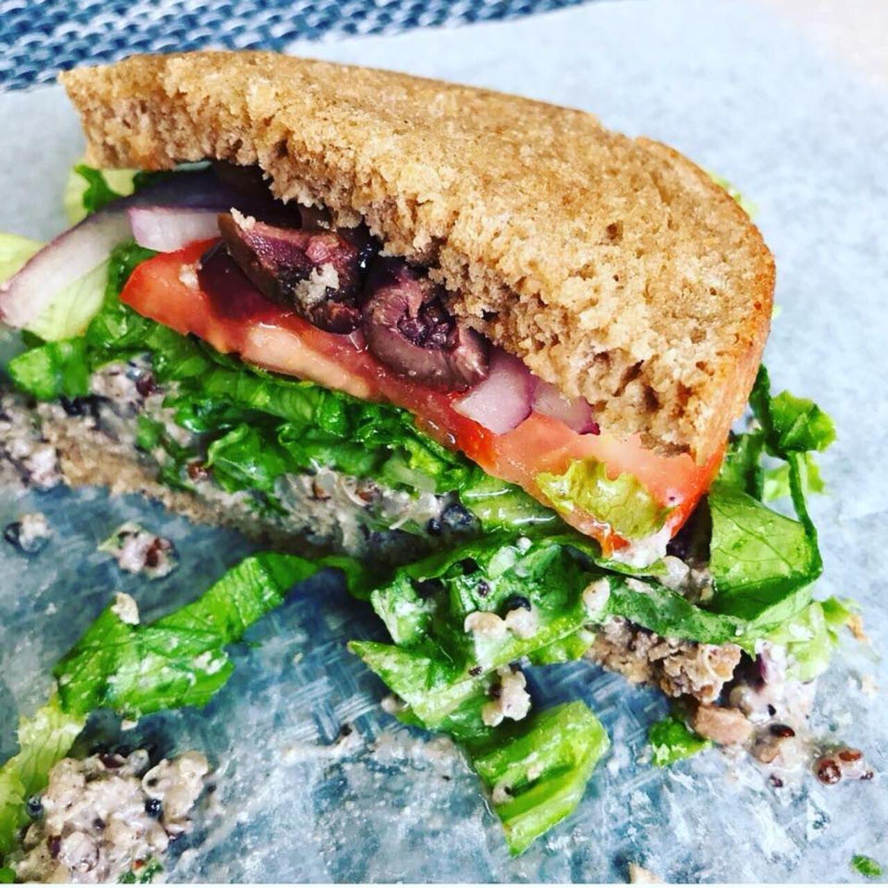 A photo of Blueberry Café Juice Bar & Vegan Grille