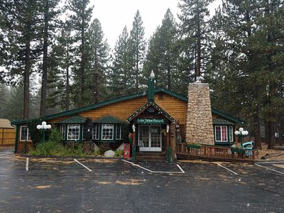 A photo of Lake Tahoe Pizza Co