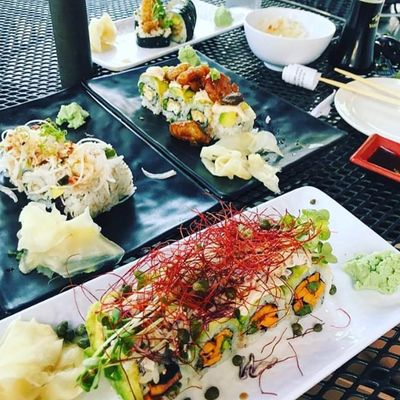 A photo of Lou's Sushi