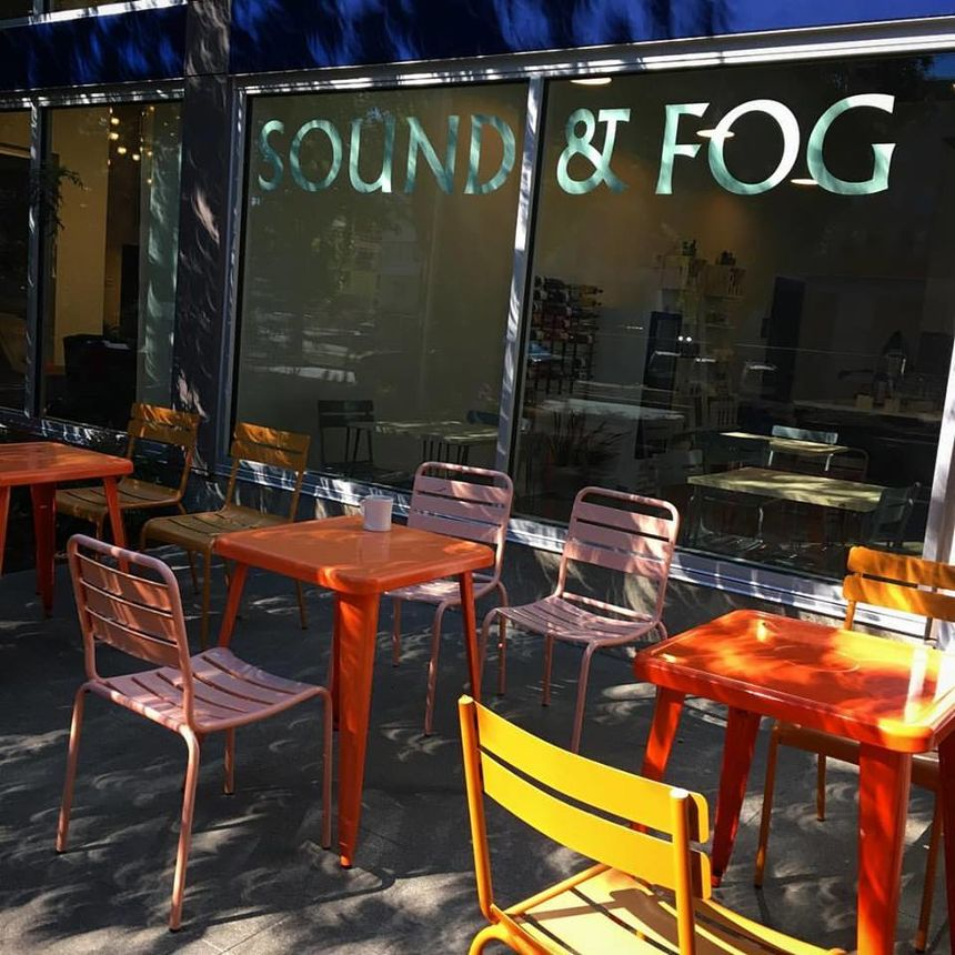 A photo of Sound & Fog