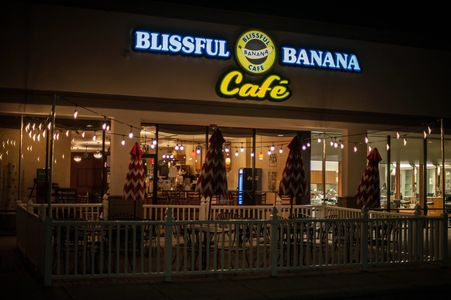 A photo of Blissful Banana Cafe