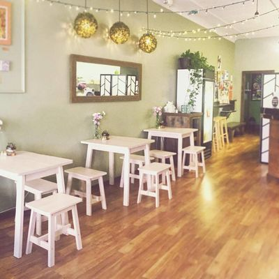 A photo of Roots Juice Bar