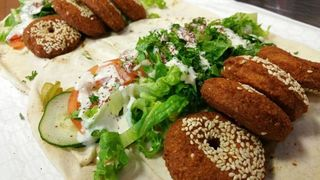 A photo of Damascus Falafel