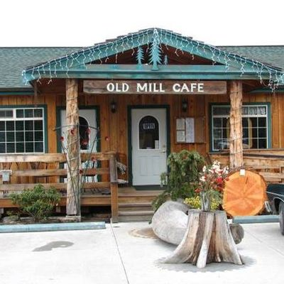 A photo of Old Mill Café
