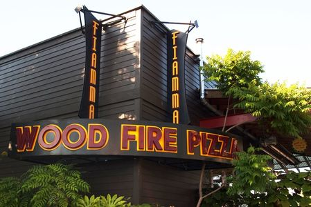 A photo of La Fiamma Wood Fire Pizza