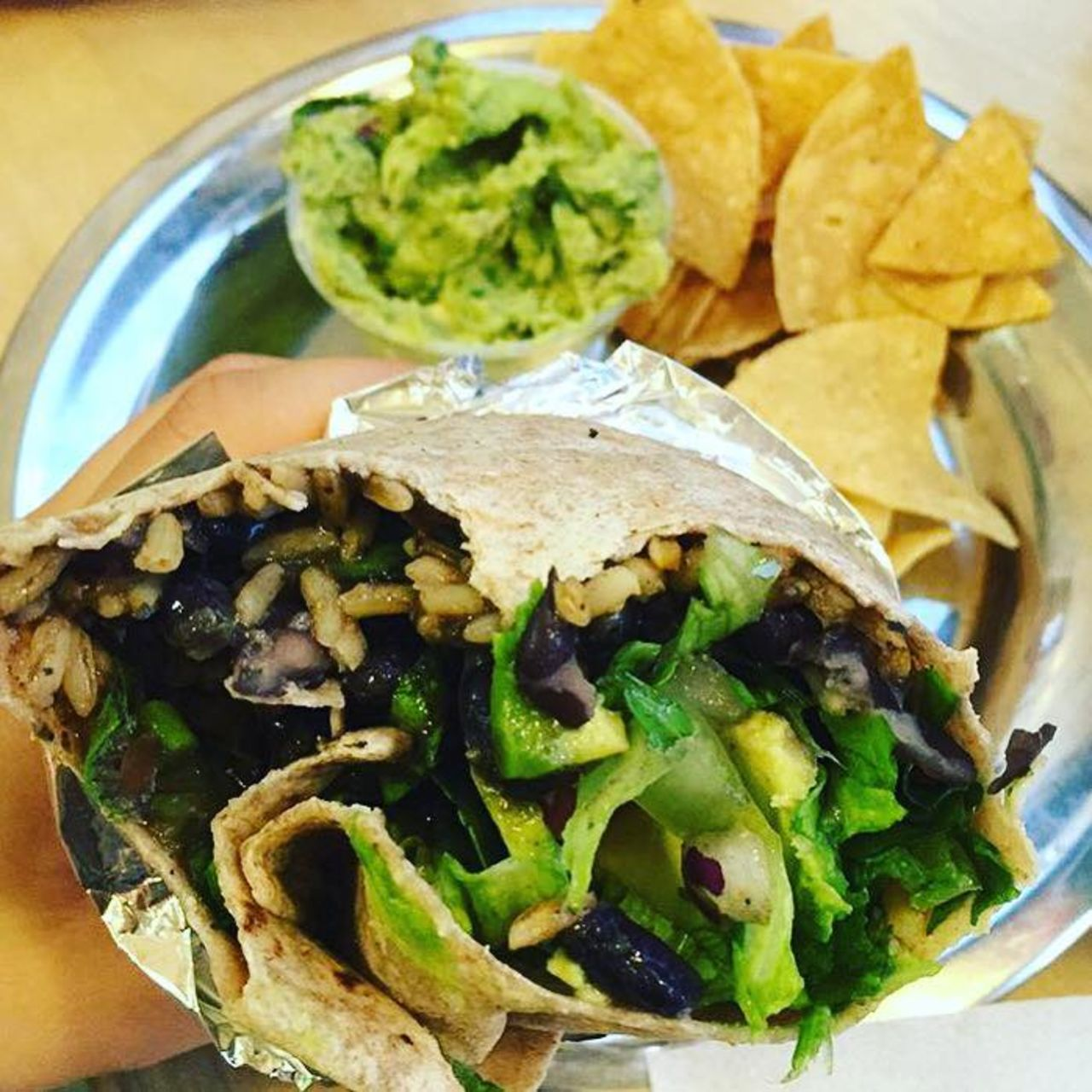 A photo of Dos Amigos Burritos