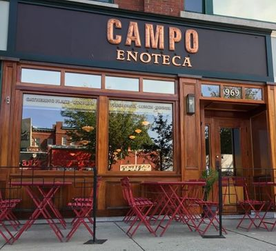 A photo of Campo Enoteca