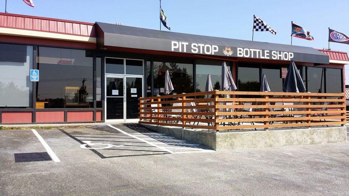 Pit Stop Taproom & Pub