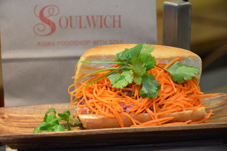 A photo of Soulwich
