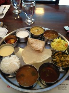 A photo of Udupi Palace Restaurant, East Schaumburg Road