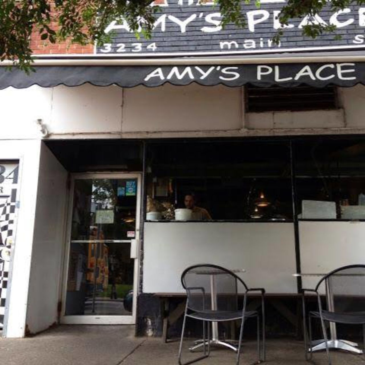 A photo of Amy's Place