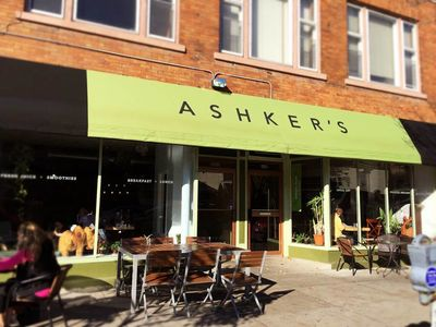 A photo of Ashker's On Elmwood