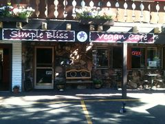 A photo of Simple Bliss Vegan Cafe