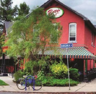 A photo of Betty's