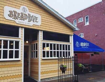 A photo of BreadHive Bakery & Café