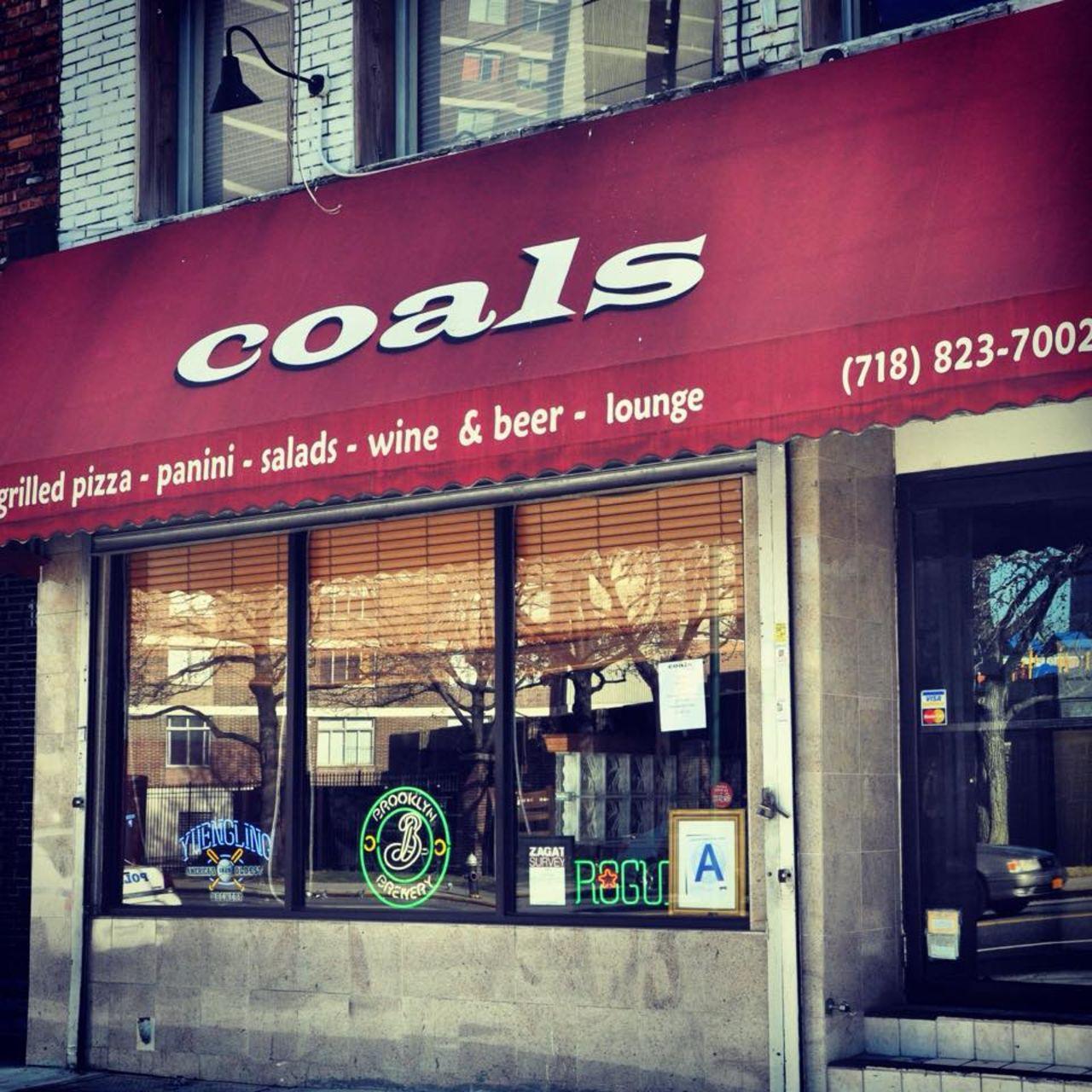 A photo of Coals