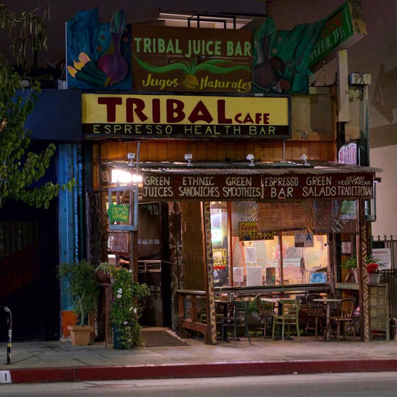 A photo of Tribal Cafe