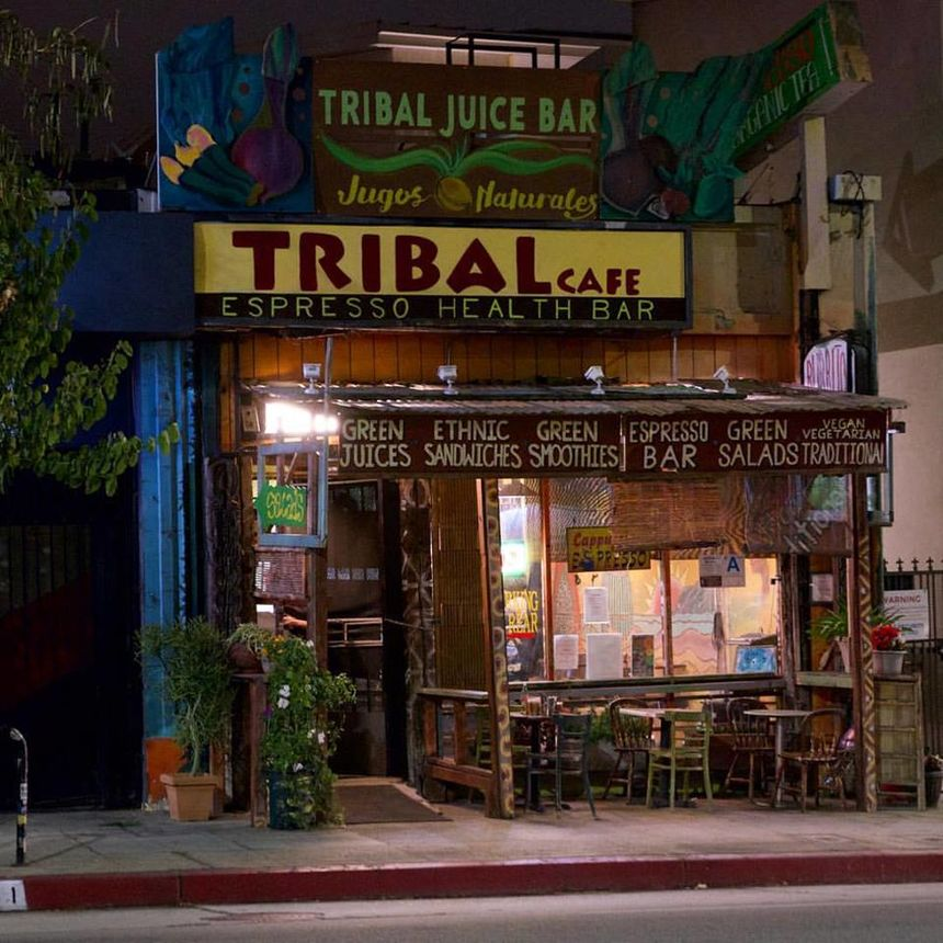 Tribal Cafe