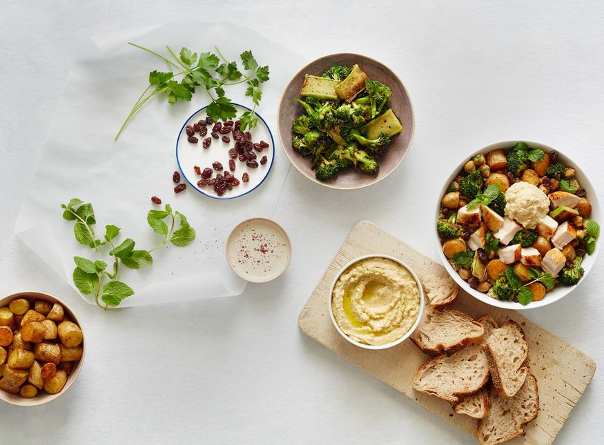 A photo of sweetgreen, Market Street