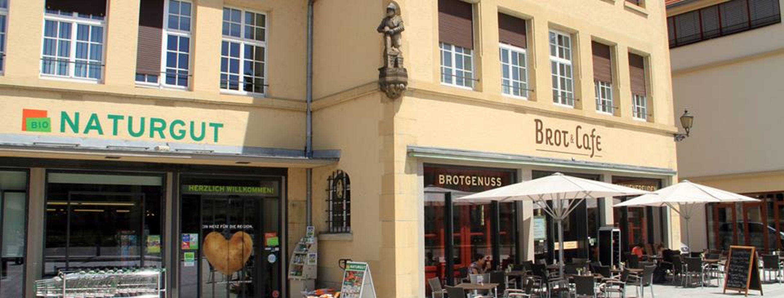 A photo of Brot & Café