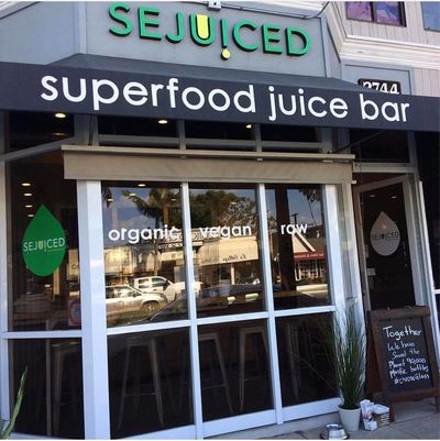 A photo of Sejuiced