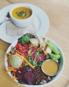 A photo of The Plant Cafe Organic, Mill Valley