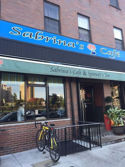 A photo of Sabrina's Café, Art Museum