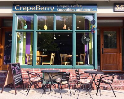 A photo of CrepeBerry