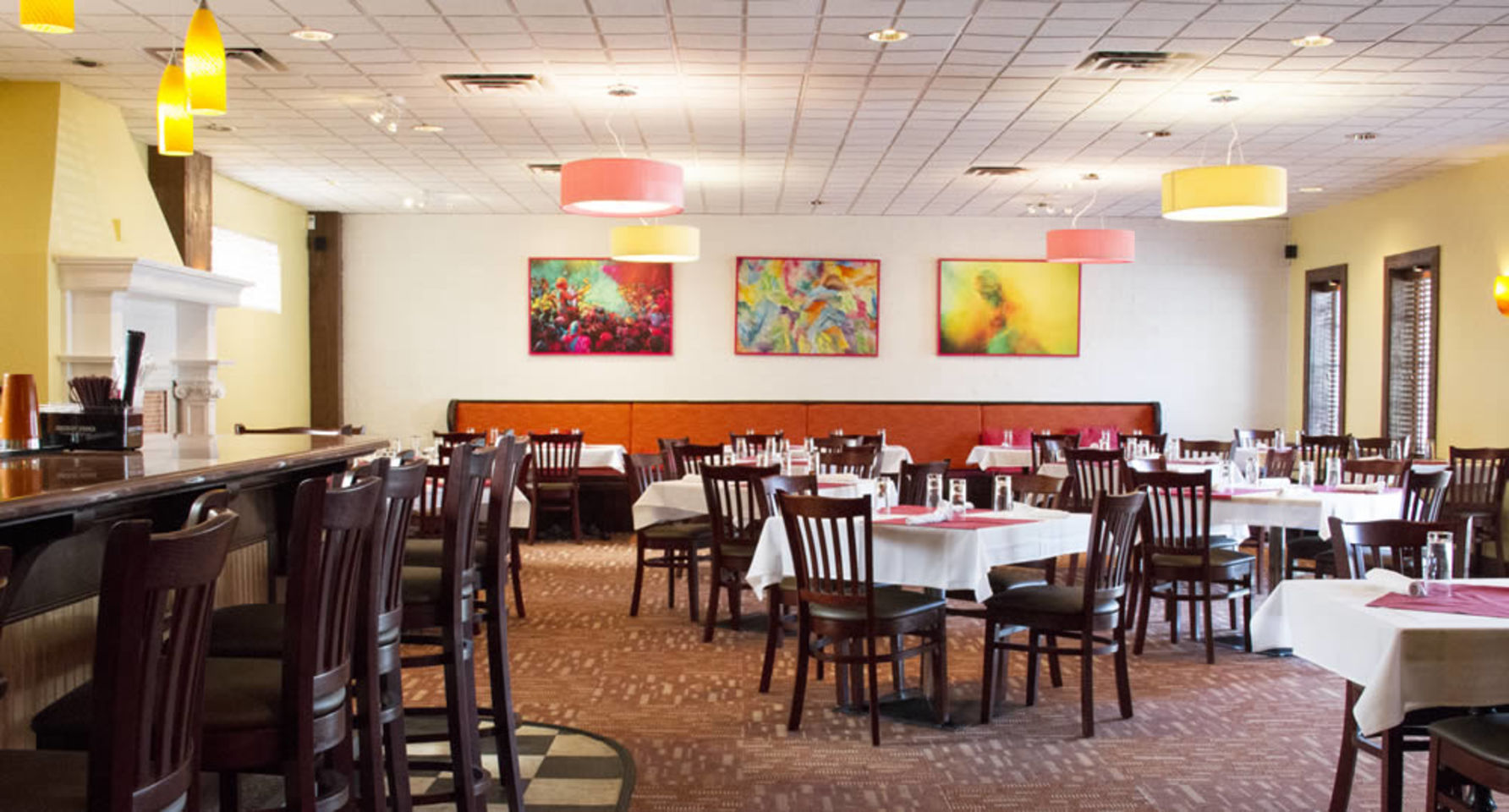 A photo of Holi Indian Restaurant