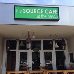 A photo of The Source Cafe