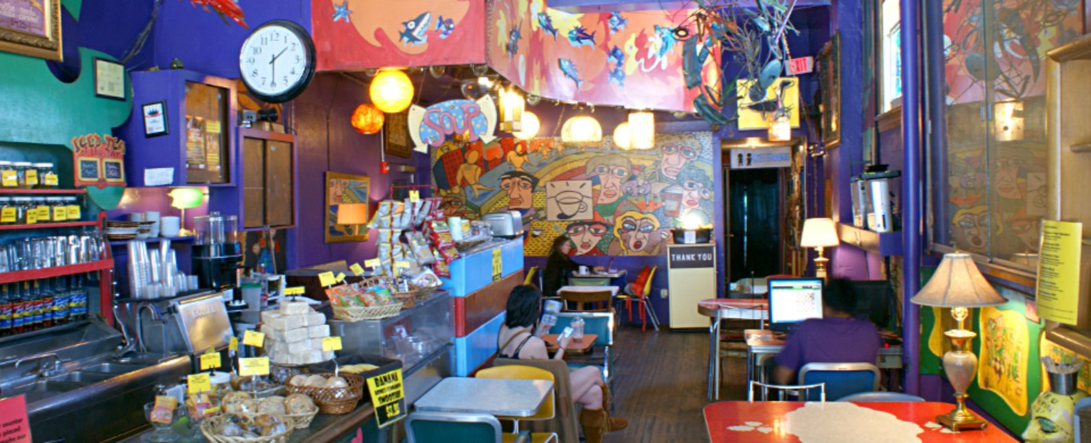 A photo of Beehive Coffeehouse & Dessertery