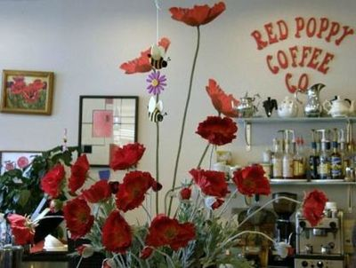 A photo of Red Poppy Coffee Co.