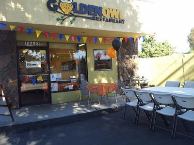A photo of The Golden Owl Restaurant