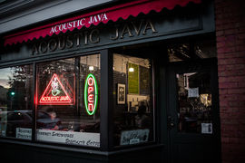 A photo of Acoustic Java