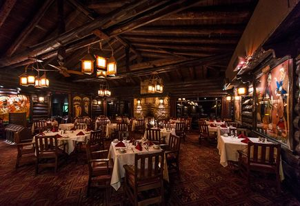 A photo of El Tovar Dining Room