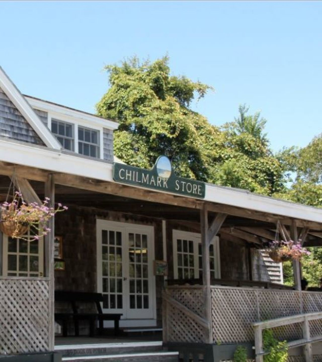 A photo of Chilmark General Store