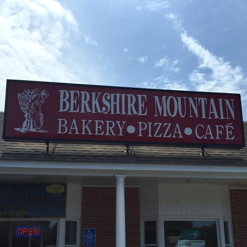 A photo of Berkshire Mountain Bakery Pizza Cafe